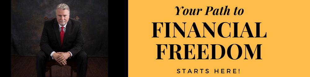 Financial Freedom means not being tentative. I can help.